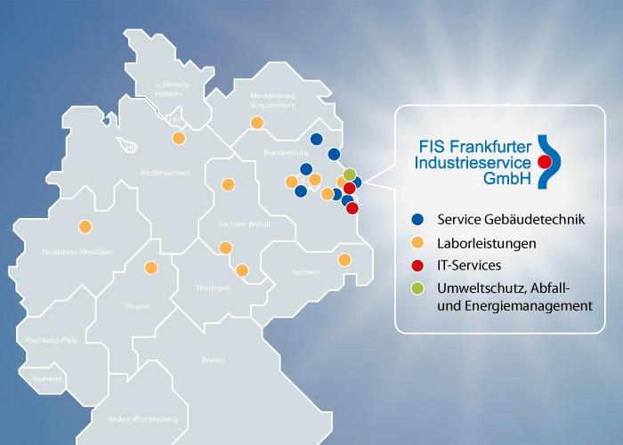 FIS Dienstleistungsorte