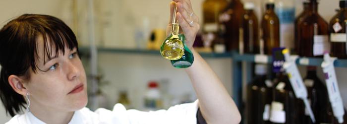 FIS Labor chemische Analyse