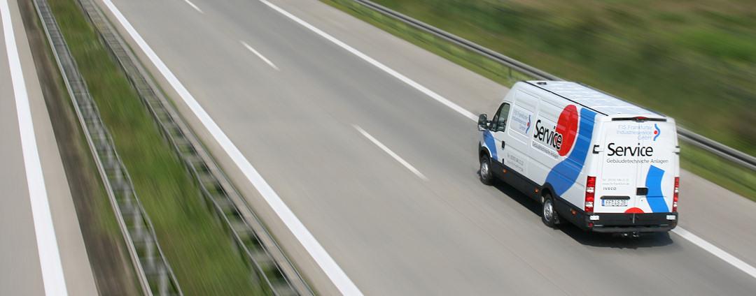 FIS Service-Transporter